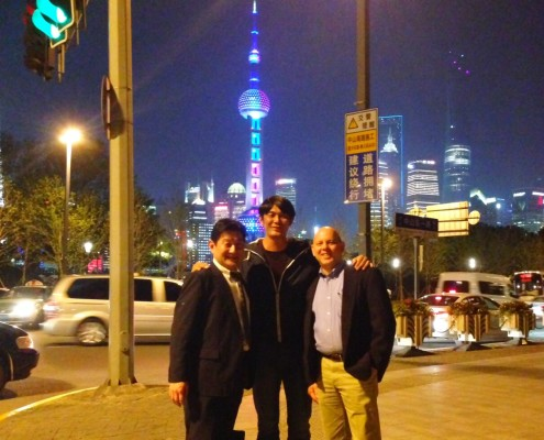 Yuukhosha CITI Japan - Sales Manager Mr. Masahiro Morooka, Flexo Concepts - Asian Sales Manager Steve Kao and Zenith Cutter USA - Sales Manager Mr. Jeff Cimarrusti