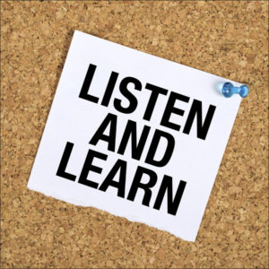 Listen and Learn with Consultative Selling