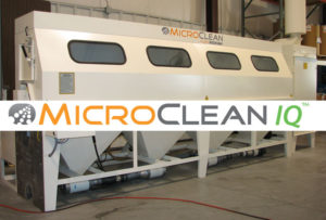 MicroClean IQ Simplifies Anilox Roll Cleaning