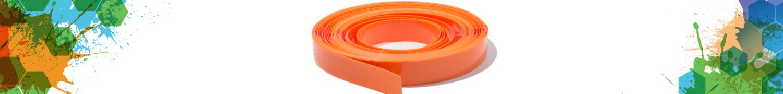 Trupoint Orange Doctor Blade Plastic Doctor Blade